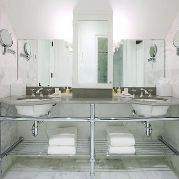 double console sinks design ideas