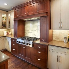 Cherry Wood Kitchen Island French Country Table Floors Design Ideas
