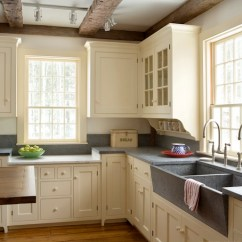 Farmhouse Kitchen Cabinets Roman Shades For Country