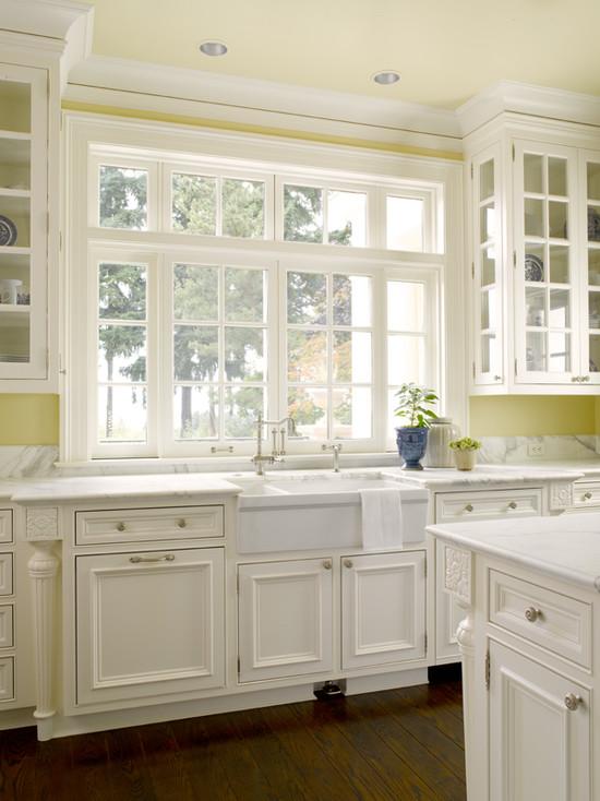 Inset Kitchen Cabinets Traditional Kitchen Sullivan Conard