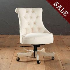 Ballard Design Chairs Staples Drafting Chair Elle Tufted Desk - Designs