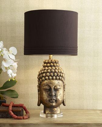 Black Keys Wallpaper Sanctuary Table Lamp Neiman Marcus