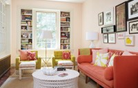 Retro Living Room - Vintage - living room - Amie Corley ...