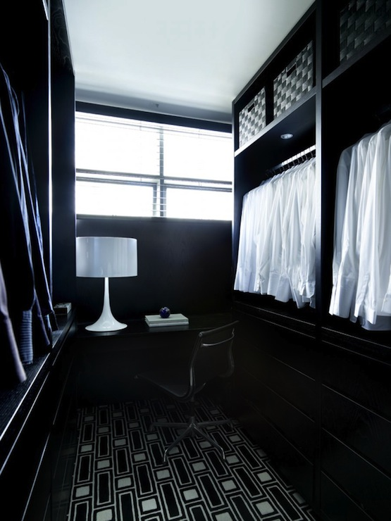 Mens Walk In Closet Design Ideas