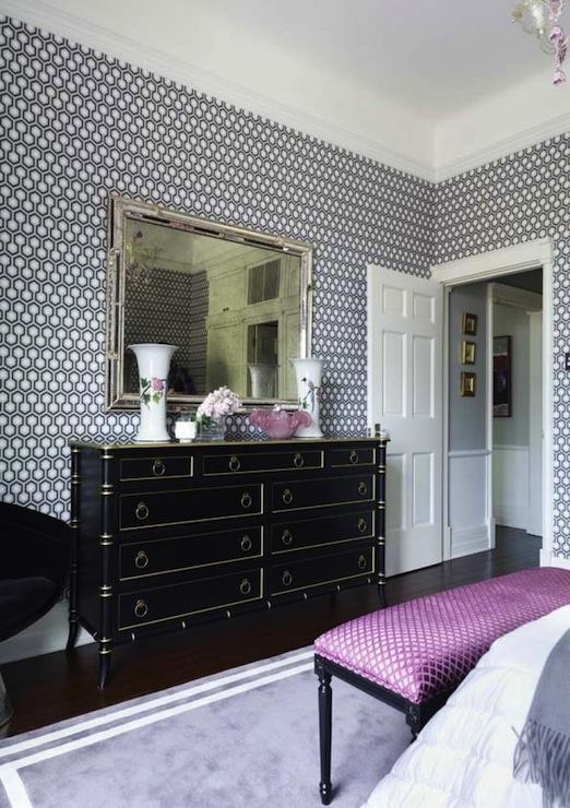 black hanging chair for bedroom covers australia sale david hicks hex rug design ideas