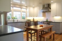 Two Tone Kitchen - Cottage - kitchen - Mueller Nicholls
