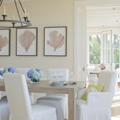 Sail Cloth Beach Chairs Salon Styling Wholesale Beachy Dining Room Design Ideas