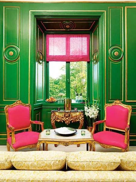 And Pink Green Bedroom Ideas