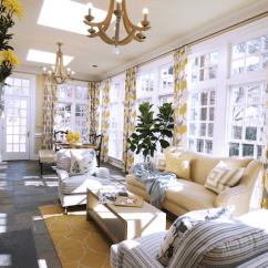 Right Arm Facing Sofa Left Chaise Ashley Jakarta Yellow And Blue Sunroom Design Ideas