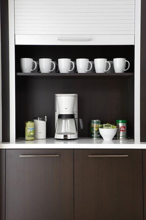 Kitchens Espresso Coffee Table Design Ideas