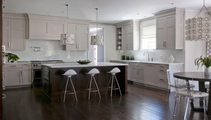 2 Tone Kitchen  Contemporary  kitchen  Kitchens by Deane
