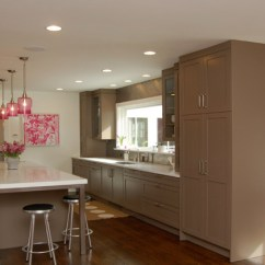 Kitchen Pendant Lights Over Island Kitchenaid Appliances Pink And Brown - Contemporary Kitchens ...