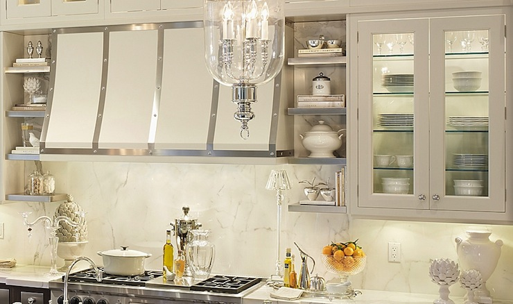 French Kitchen Hood Transitional Kitchen Downsview