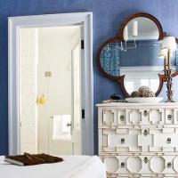 Denim Blue Wall Color - Design, decor, photos, pictures ...