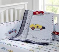 Roadster Nursery Bedding - Pottery Barn Kids