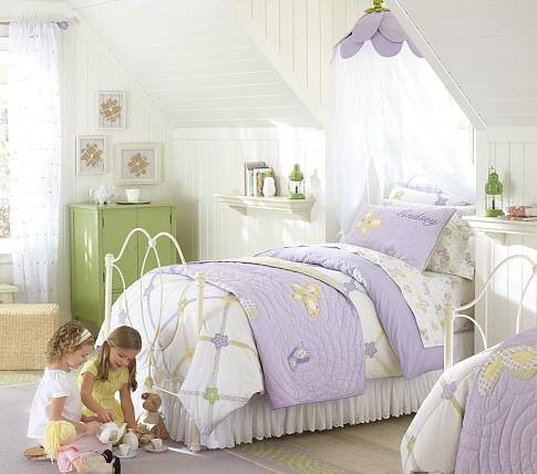 Allie Iron Bed Pottery Barn Kids