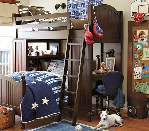 Cute Locker Wallpaper Catalina Bunk System And Twin Bed Set Pottery Barn Kids