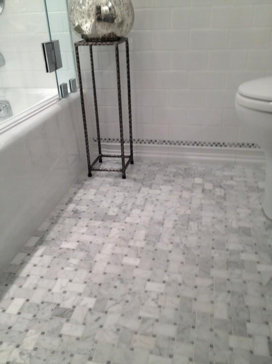 basketweave tile design ideas