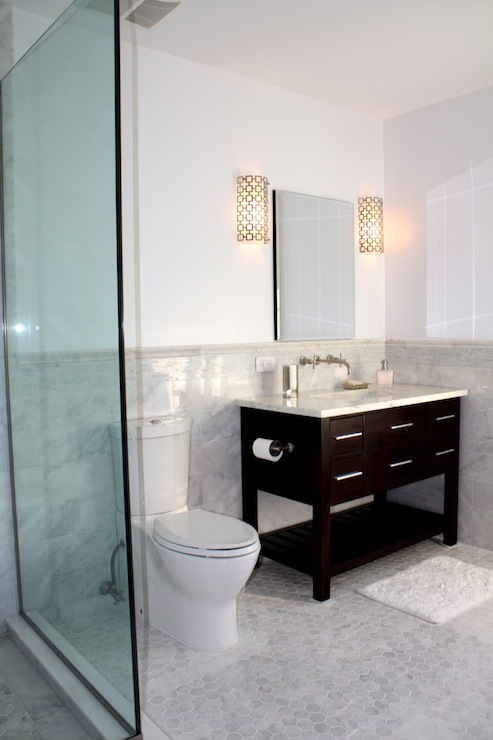 living rooms sets room blinds ideas jonathan adler parker sconce - contemporary bathroom ...