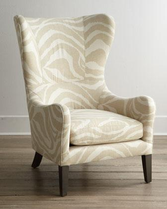 Lee Industries Somerset Wing Chair I Horchow
