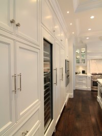 Floor to Ceiling Kitchen Cabinets - Traditional - kitchen ...