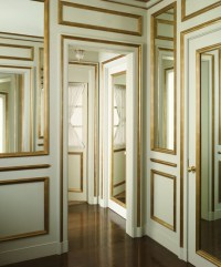 Wall Moldings | indoor decorative wall molding designs ...