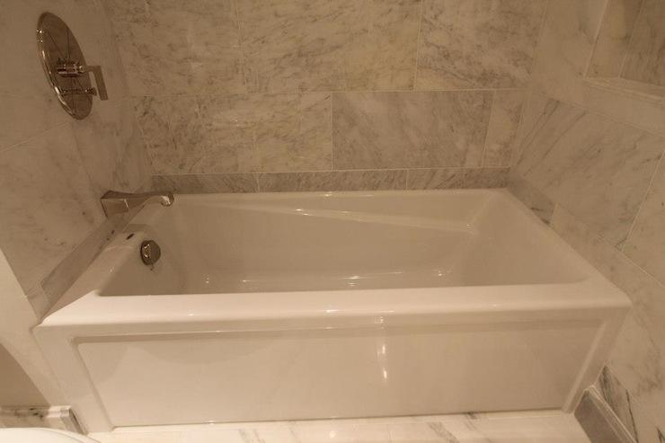 Drop In Tub Ideas  Transitional  bathroom  Design Build