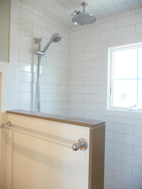 Acrylic Towel Bar  Traditional  bathroom