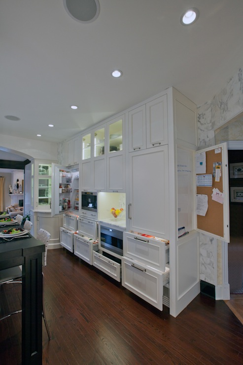 Floor To Ceiling Kitchen Cabinets Transitional Kitchen Pulliam Morris Interiors