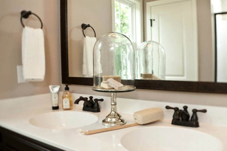 Oil Rubbed Bronze Faucet  Traditional  bathroom  Sabal Homes SC