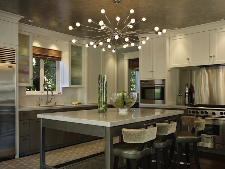 kitchen window treatments above sink espresso island metal cabinets - contemporary toth ...