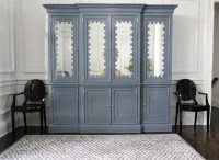 Mirrored Armoire - Contemporary - living room - Andrew ...