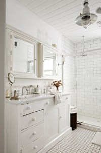 Cottage Bathroom Design Ideas