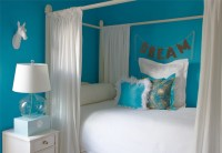 Turquoise Girls Room Design Ideas