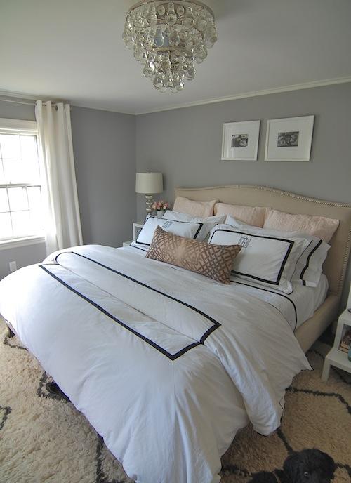 Colette Bed Contemporary Bedroom Erin Gates Design