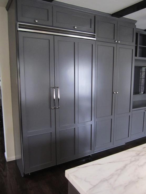Built In Refrigerator Design Ideas