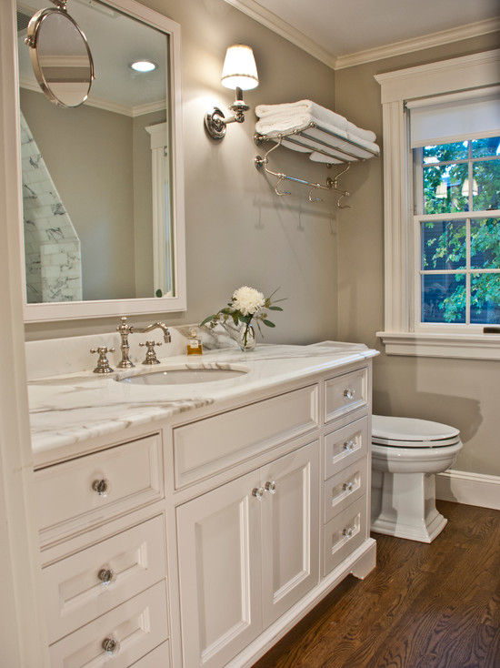 hc kitchen faucet stock cabinets benjamin moore revere pewter - traditional bathroom ...