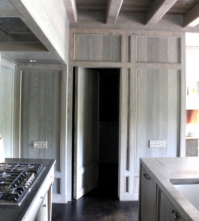 Hidden Pantry  Country  kitchen  Ruard Veltman Architecture
