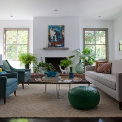 Blue Chair Living Room Best Speakers For Peacock Chairs Eclectic Eric Olsen Design