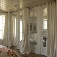 Floor To Ceiling Drapes Design Ideas
