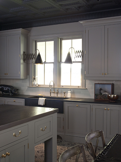 kitchen backsplash wallpaper jeffrey alexander island soapstone sink - eclectic wendy posard