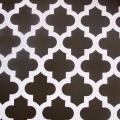 Dark brown marrakech wallpaper i roomservicestore