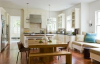 Kitchen Window Seat - Eclectic - kitchen - The Banks ...