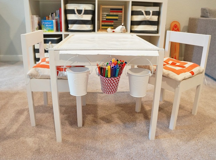 ikea kids table and chairs chair covers by sylwia reviews latt children s contemporary basement