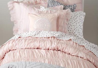 Modern Quilt Bedding