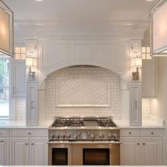 Kitchen Cabinets Crown Molding Small Islands On Wheels Brown Island - Transitional Andrew ...