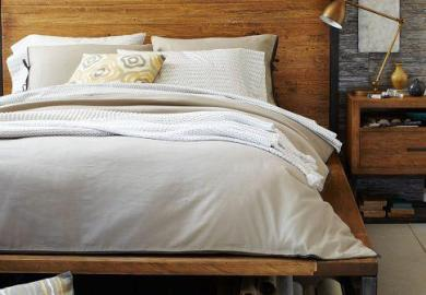 Headboards Bed Frames West Elm