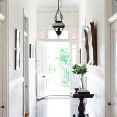 Tables For Small Kitchens Kitchen Roll Cling Film Tin Foil Dispenser Long Foyer Design - Cottage Entrance/foyer Toby Scott