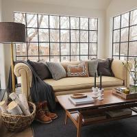 Camel Sofa Design Ideas