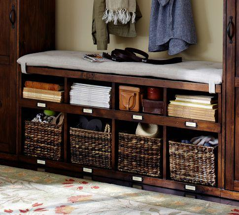 olivia bench tuscan chestnut stain